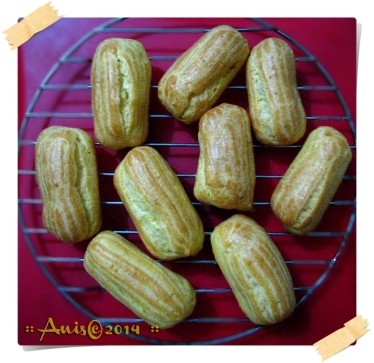 Kulit Sus (Choux Pastry)